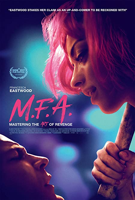 M.F.A.(2017) English Blu-Ray 720P x264  650MB Download