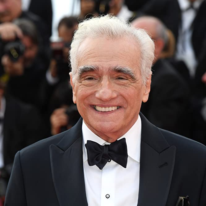 Martin Scorsese at an event for Everybody Knows (2018)