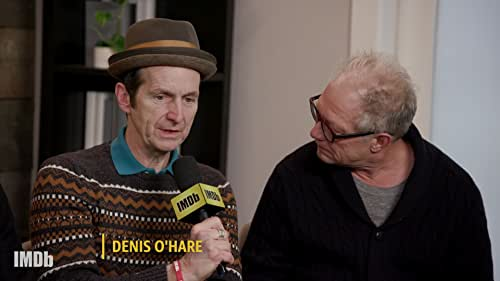Jeff Perry and Denis O'Hare Demystify Shonda Rhimes and Ryan Murphy