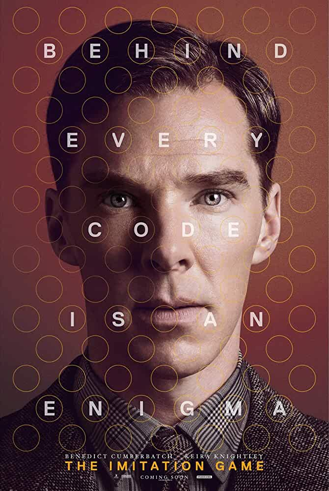 Benedict Cumberbatch in The Imitation Game (2014)