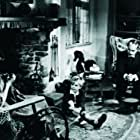 Charles Chaplin, Mady Correll, and Allison Roddan in Monsieur Verdoux (1947)