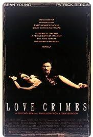 Love Crimes Poster