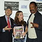 Fred Williamson, Jenna Fischer, and Lloyd Kaufman at an event for LolliLove (2004)