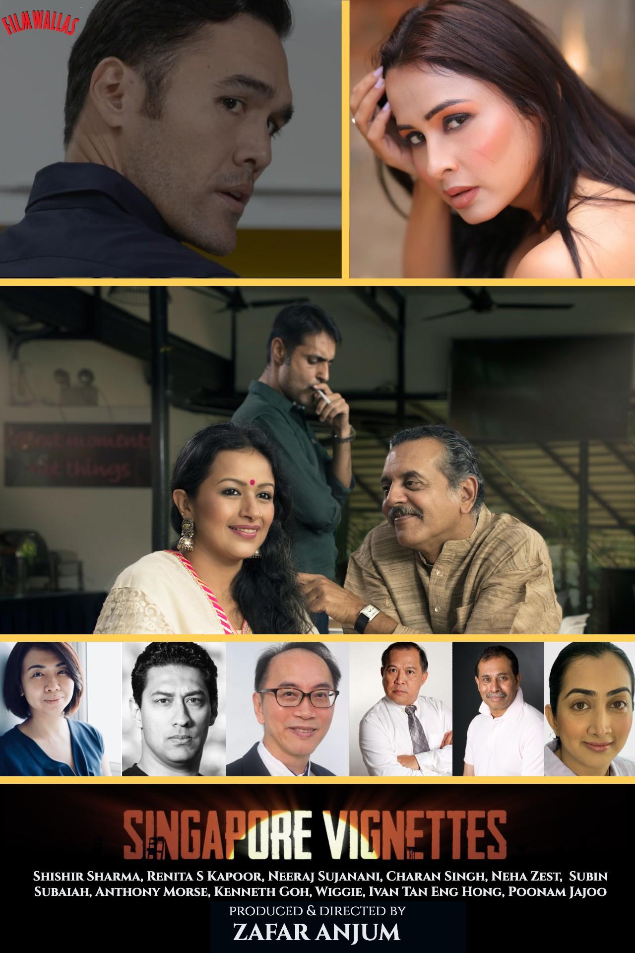 Singapore Vignettes (2021) Hindi 720p HDRip x264 AAC 350MB Download