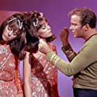 William Shatner, Alyce Andrece, and Rhae Andrece in Star Trek (1966)