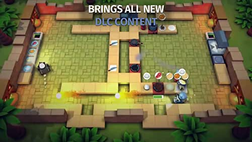 Overcooked: The Lost Morsel Launch Trailer