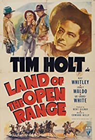 Primary photo for Land of the Open Range