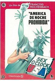 Sex O'Clock U.S.A. Poster