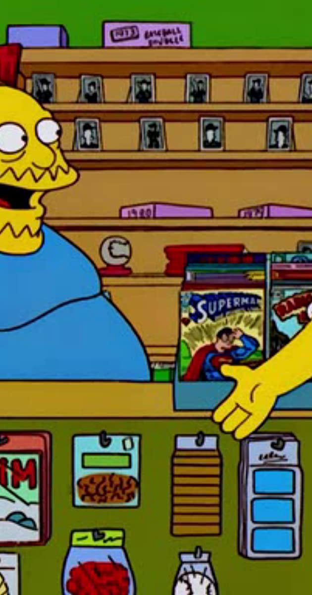 The Simpsons I Am Furious Yellow Tv Episode 2002 Imdb