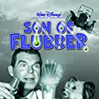 Fred MacMurray and Charlie in Son of Flubber (1963)