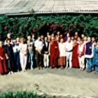 The Dalai Lama, Robert Livingstone, Francisco Varela, Joan Halifax, Dawn Gifford Engle, and Thupten Jinpa in The Dalai Lama: Scientist (2019)