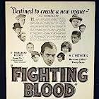 William Courtright, Al Cooke, Kit Guard, Clara Horton, George O'Hara, Arthur Rankin, and M.C. Ryan in Fighting Blood (1923)