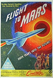 Flight to Mars Poster