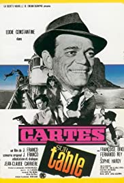 Cartes sur table (1966) with English Subtitles on DVD on DVD