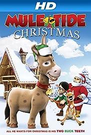 Mule-Tide Christmas Poster