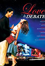 Love and Debate Poster