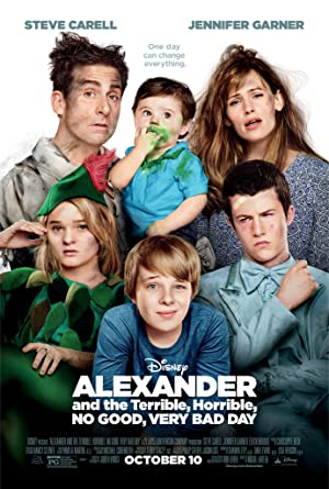 Alexander and the Terrible, Horrible, No Good, Very Bad Day 2014 10