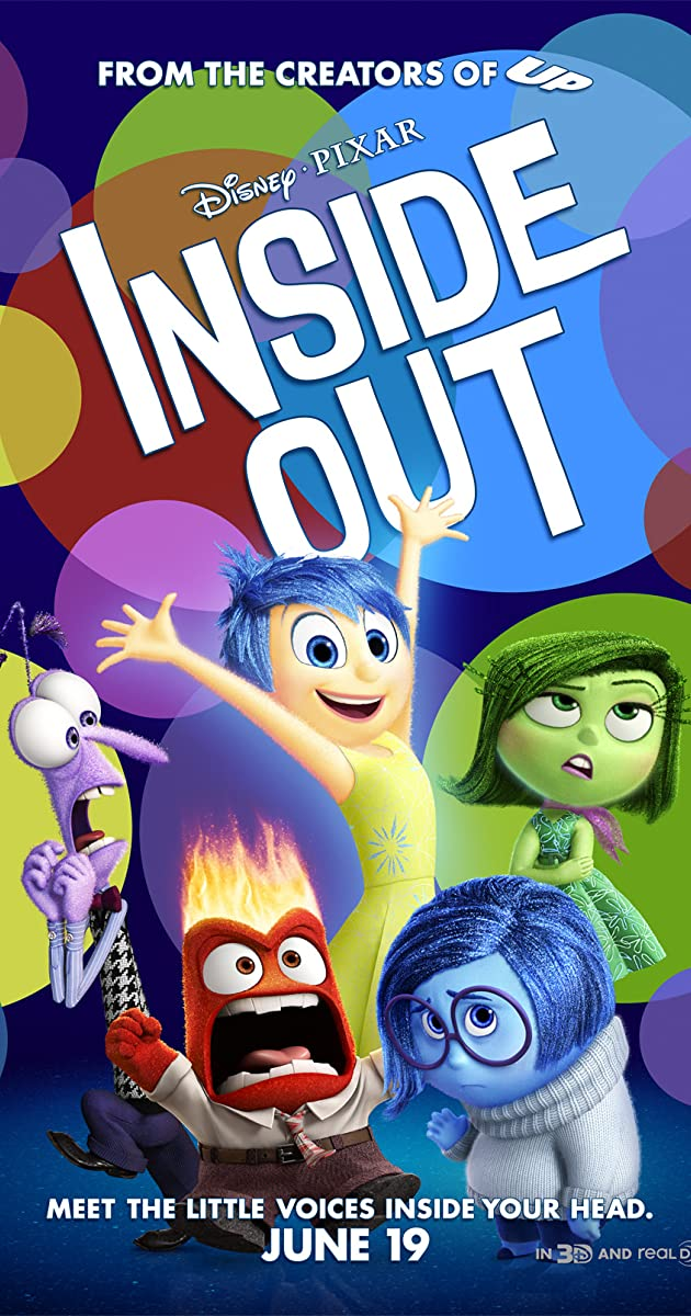 Watch Full HD Movie Inside Out (2015)