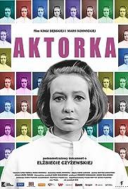 Aktorka Poster