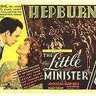 Katharine Hepburn and John Beal in The Little Minister (1934)