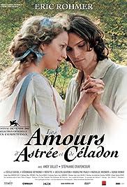 Les amours d'Astrée et de Céladon Poster