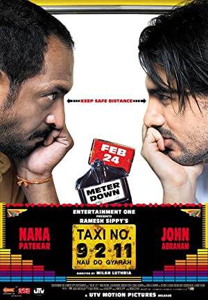 Comedy Taxi No. 9 2 11: Nau Do Gyarah Movie