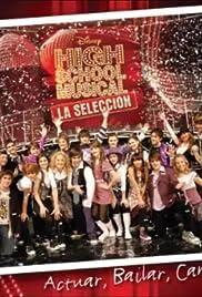 High school musical, la selección Poster