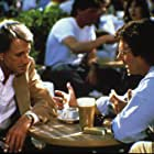 Roy Scheider and David Dukes in The Men's Club (1986)