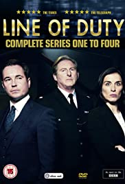 Line of Duty Poster - TV Show Forum, Cast, Reviews