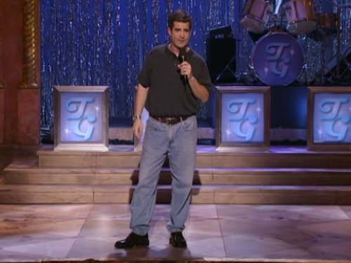 Todd Glass in Todd Glass (2001)