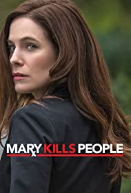 Caroline Dhavernas in Mary Kills People (2017)