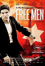 Les hommes libres Poster