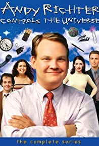 Primary photo for Andy Richter Controls the Universe