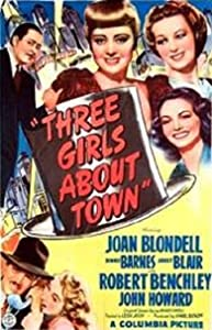Three Girls About Town USA