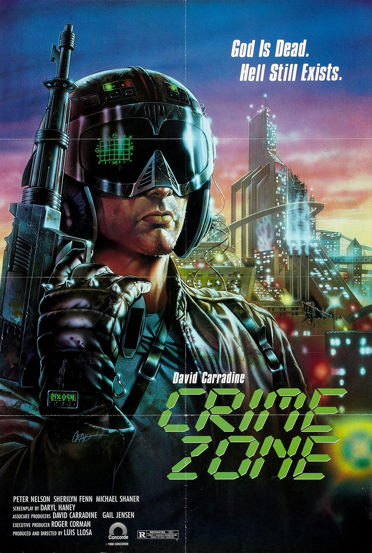 Crime Zone (1988)