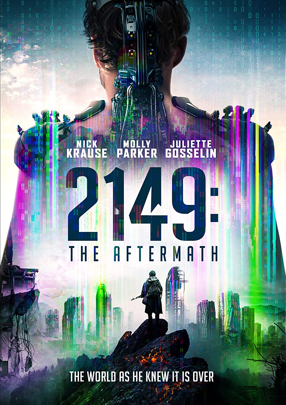 2149 The Aftermath (Confinement) 2021 English Movie 242MB HDRip Download