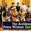 Sunil Bohra, Anupam Kher, Divya Seth, Arjun Mathur, Suzanne Bernert, and Anil Rastogi