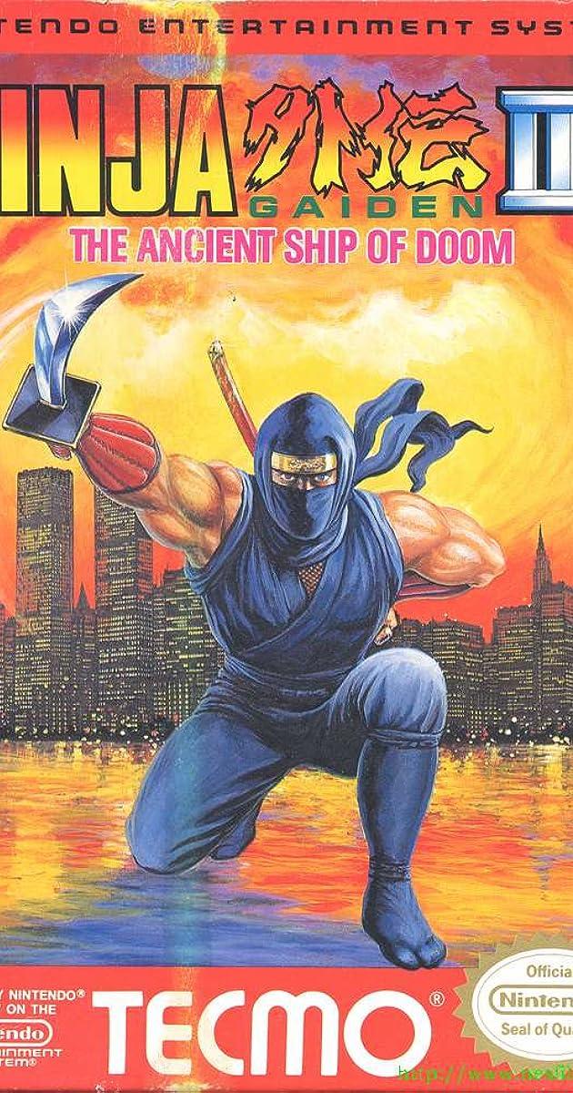 Ninja Ryu Ken Den Iii Yomi No Kata Sen Video Game 1991 Imdb