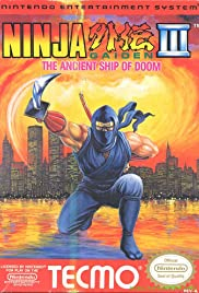 Ninja Ryû Ken-den III: Yomi no Kata-sen Poster