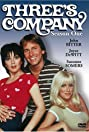 Three's Company (1976) Poster