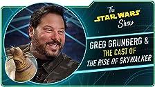 Greg Grunberg Talks Snap Wexley in Star Wars: The Rise of Skywalker