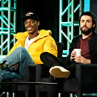 Ramy Youssef and Jerrod Carmichael at an event for Ramy (2019)