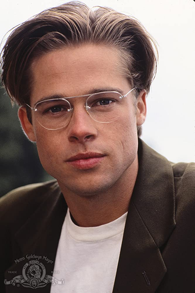 ab1319d693e7c Brad Pitt in The Favor (1994)