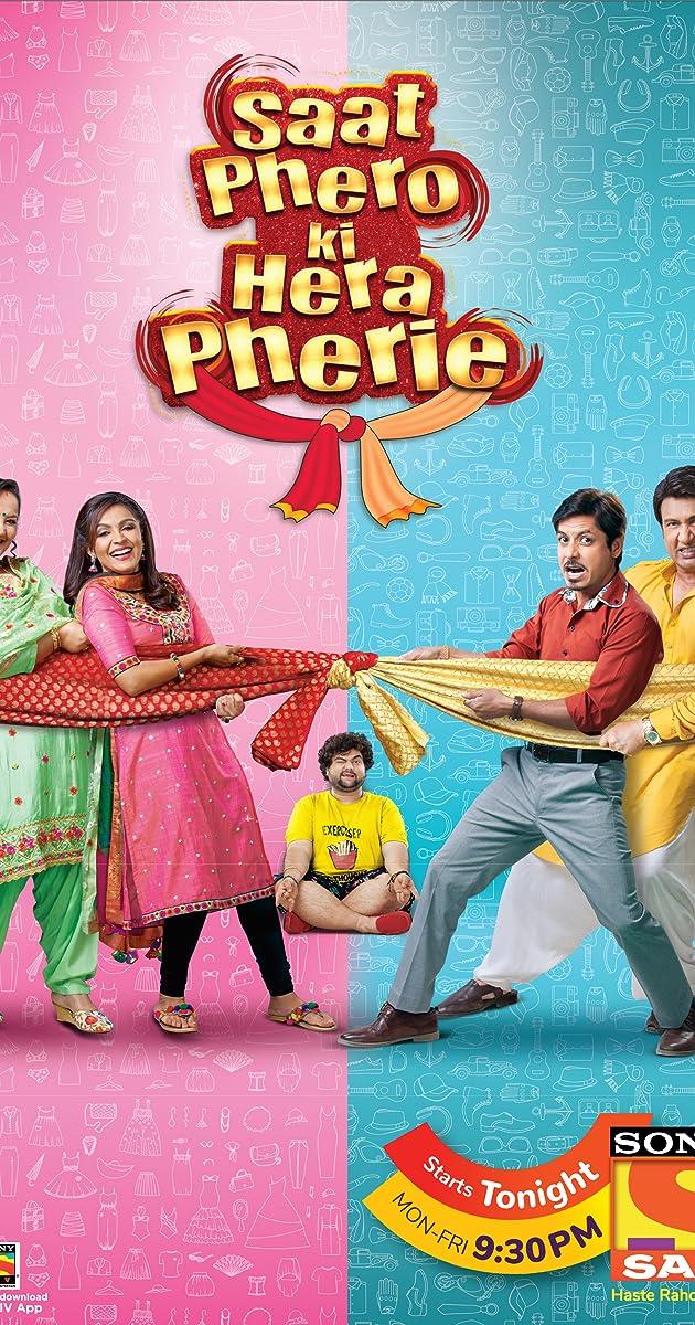 descarga gratis la Temporada 1 de Saat Phero Ki Hera Pherie o transmite Capitulo episodios completos en HD 720p 1080p con torrent