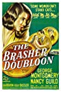 The Brasher Doubloon (1947) Poster