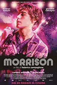 Lorenzo Zurzolo in Morrison (2021)
