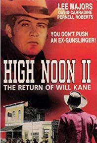 Primary photo for High Noon, Part II: The Return of Will Kane