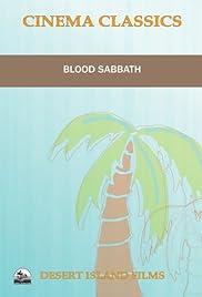 Blood Sabbath(1972) Poster - Movie Forum, Cast, Reviews