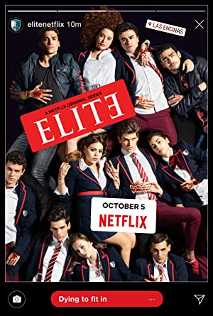 View Elite - Season 2 TV Series poster on 123movies