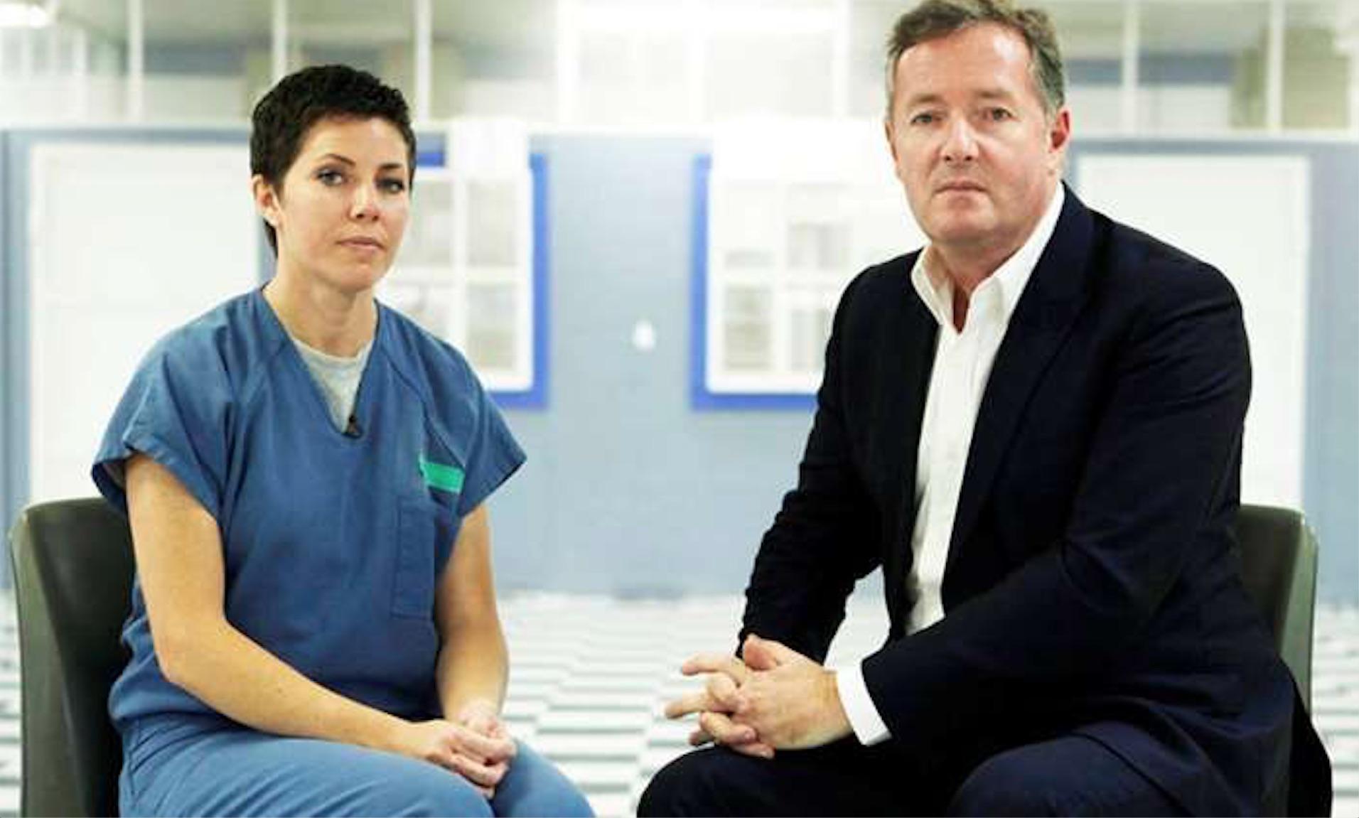 Killer Women With Piers Morgan Tv Series 2016 2017 Photo Gallery Imdb Phil reviews a letter erin caffey wrote her father in prison. killer women with piers morgan tv